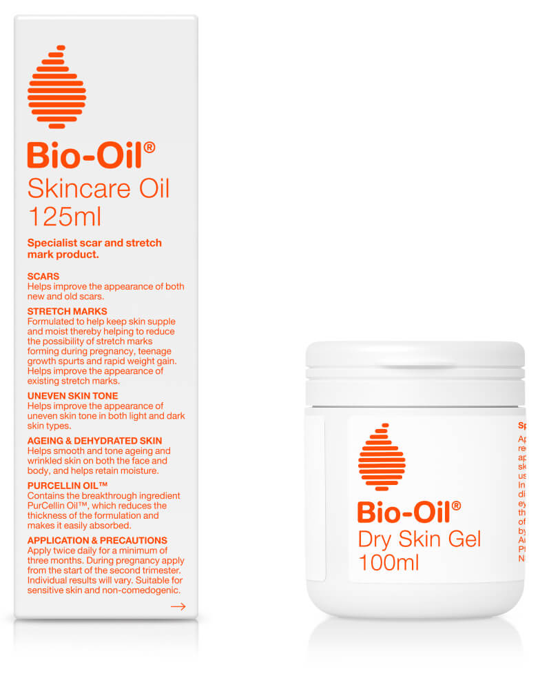 bio-oil packshots